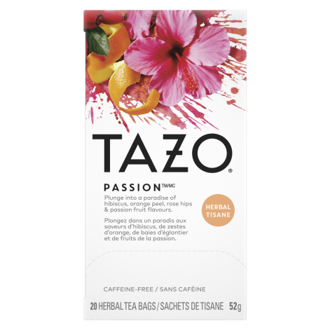 Tazo Passion 20ct