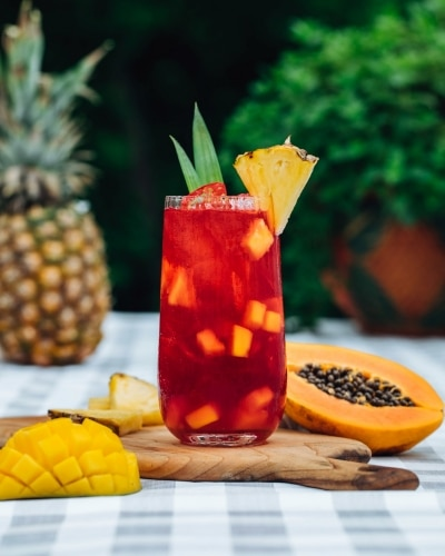 Tropical Passion Sangria Iced Tea