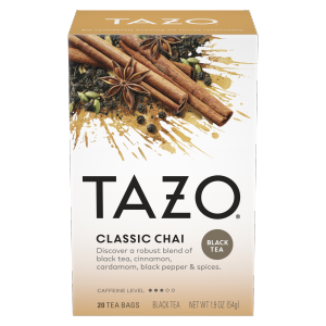 TAZO tea Chai 20 PC