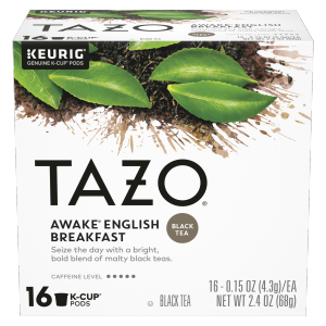 TAZO tea Awake ENG Breakfast 16 PC