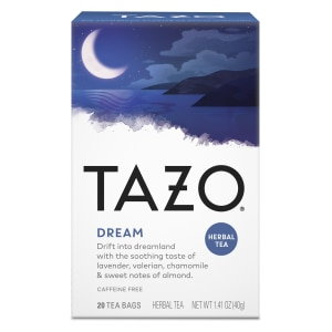JPEG - Tazo Herbal Tea Bags Dream 1.41 oz 20 Tea Bags