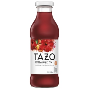 Tazo Iced Passion Tea RTD 13.8oz