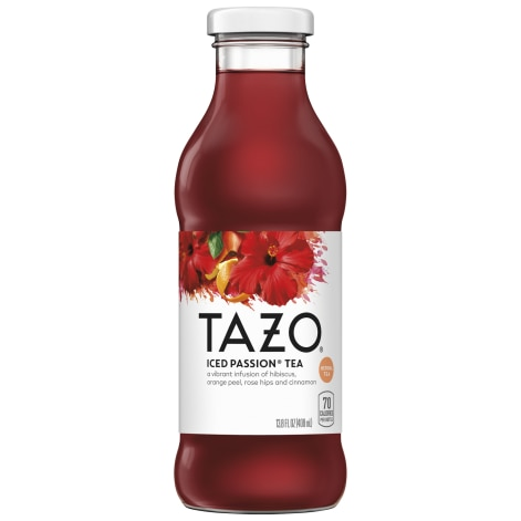 TAZO Iced Passion 13.8OZ