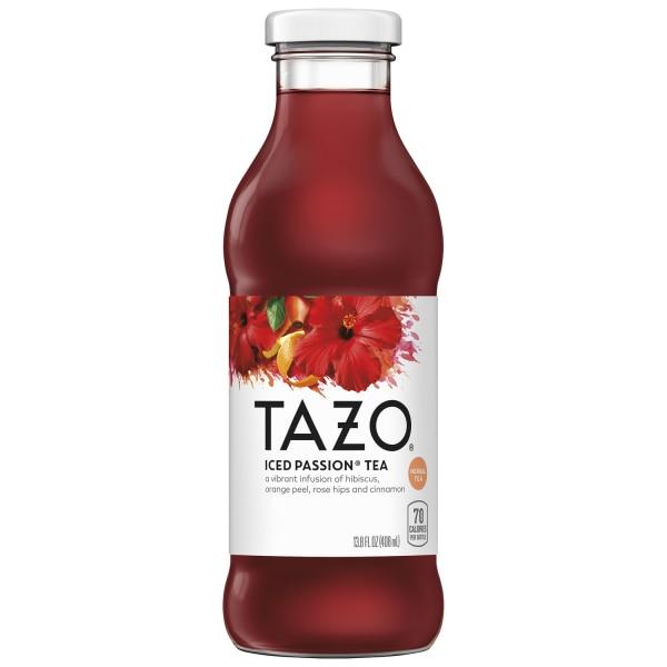 Tazo iced passion tea / Bill wilson