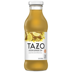 Tazo Lemon Ginger Tea RTD 13.8oz