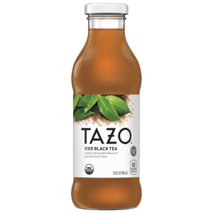 Tazo Organic Iced Black Tea RTD 13.8oz