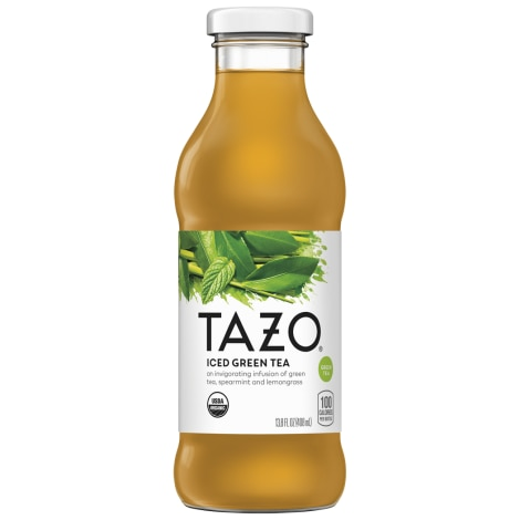 TAZO Organic Iced Green Tea 13.8OZ