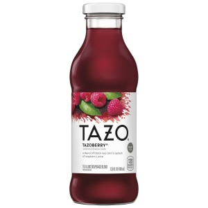 Tazo Tazoberry Tea RTD 13.8oz