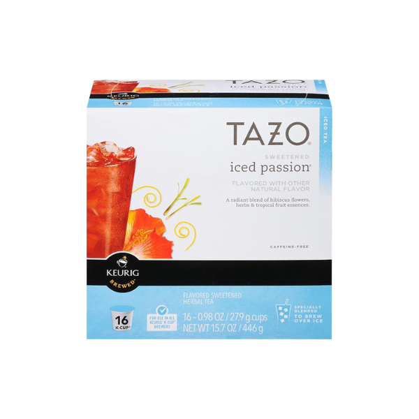 TAZO K CUP ICED Passion 4 16ct