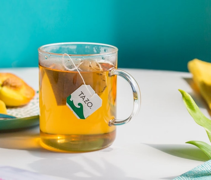 VIBRANT TASTE STARTS WITH OUR TEAS