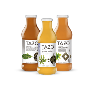 TAZO Bottled
