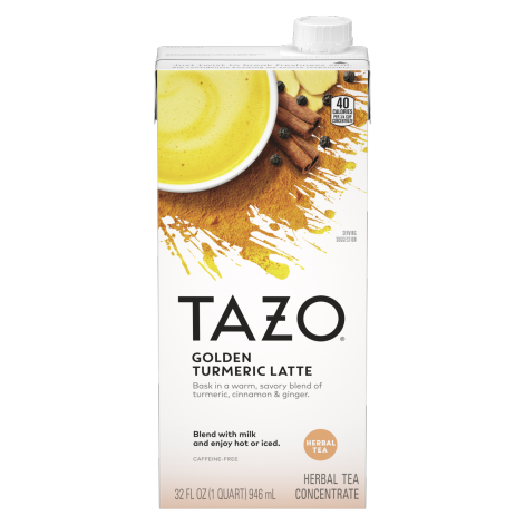 Golden Turmeric Latte Concentrate
