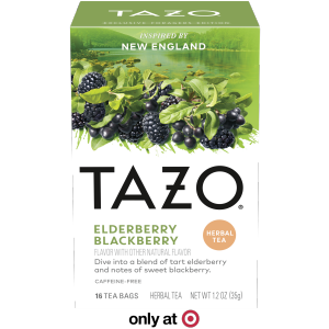 TAZO Elderberry Blackberry 16ct