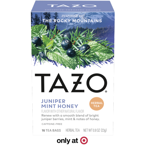 TAZO Juniper Mint Honey 16CT