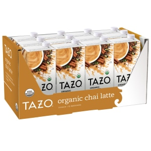 TAZO Organic Chai Latte Liquid Concentrate 32oz 3pk