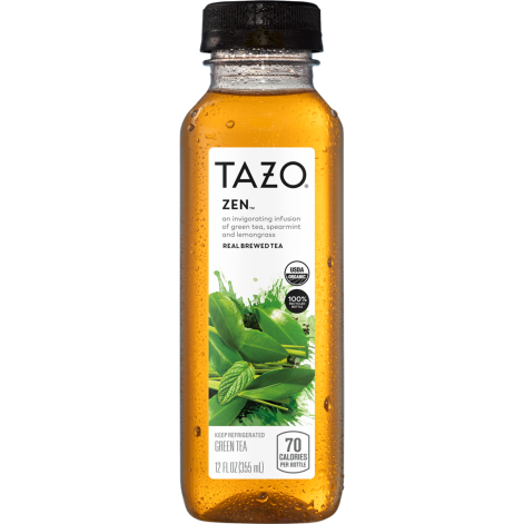 TAZO Organic ZENTMGreen Tea 12oz