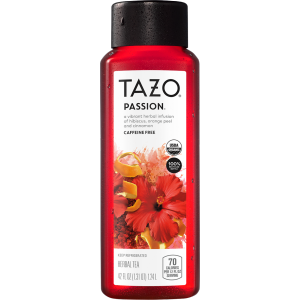 TAZO Passion RTD 42oz New