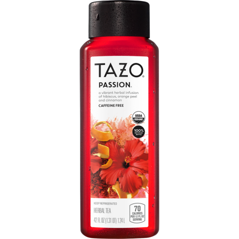 TAZO Organic PASSION® Herbal Tea 42oz