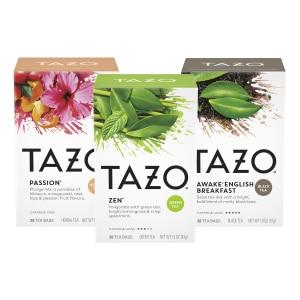 Tea K-Cup® Pods & Lattes   TAZO® Tea